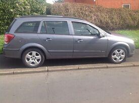 Vauxhall Astra Estate Club CDTI (100) 1.7 Diesel -5 Door- Manual -* ONLY 36425 Genuine miles *