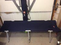 Hi-gear folding camp beds x2
