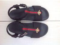 Gucci Men's Flip Flop Sandal Slipper Size 9.5