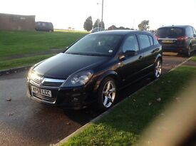Vauxhall Astra cdti X pack
