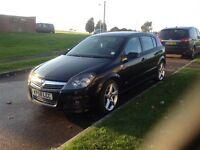 Vauxhall Astra cdti X pack