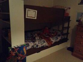 Aspace Cocoa Bunk Beds