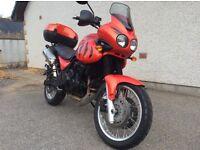 TRIUMPH TIGER 2004 Orange, low mileage, VGC, genuine reason for sale
