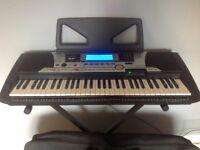 YAMAHA PRS-550 Keyboard