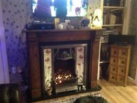 Victorian Fireplace and Surround