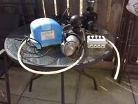 Pond filter and pumps for sale