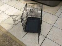pet cage 24insx17insx20ins high