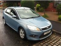 08 ford focus 1.6 tdci full service history bargain at £1900