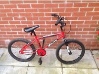 RED KRUSHER BIKE FOR SALE £30.