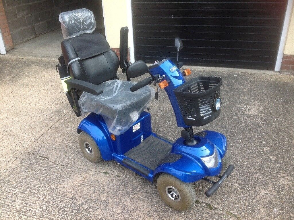 TITAN CareCo Mobility scooter