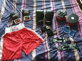 Gym / boxing stuff