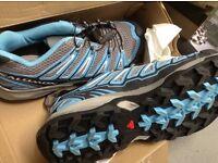Salomon X Ultra Womens Hiking Shoes/ trail running U.K. Size6