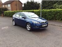 2008 FORD FOCUS 1.6 ZETEC NEW MODEL IMMACULATE CONDITION ONLY 66000 MILES