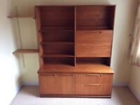 Meredew wooden free standing wall units