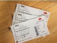 3 tickets for Hacienda Classical Royal Albert Hall 26 May