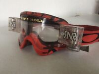 Oakley goggles motorcross RNR used once