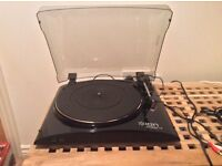 ION Profile LP vinyl Conversion Turntable with USB for sale