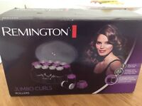 Remington Large Heated Rollers