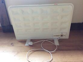 Dimplex oil filled electric radiator