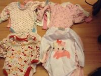 3-6months baby clothes girl