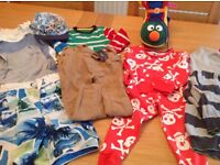 18-24 months Boys clothing bundle,summer items,x 12