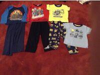 Boys' pyjamas for 3-4 years