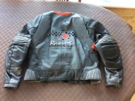 Motorcycle leathers, two piece, Hein Gericke Pro Sports, Top Quality