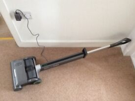 Gtech Airram 22 V cordless vacuum cleaner. Used.