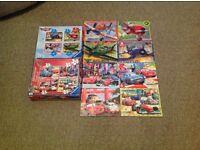 8, Children's Puzzles.