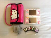 Hello Kitty Nintendo DS Console