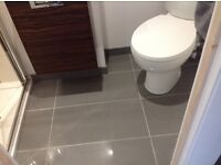 Porcelanosa Polished Grey Floor Tiles 3 sqm
