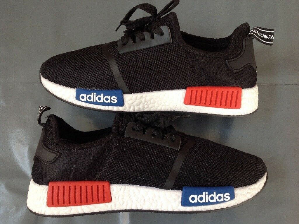 adidas nmd trainers size 4