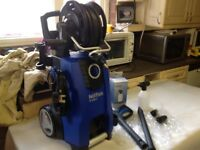 Nilfisk E140.3-9 Xtra high pressure washer.