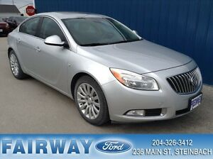 2011 Buick Regal CXL 4 Dr Sedan