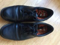 Men's Leather Clarks Shoes