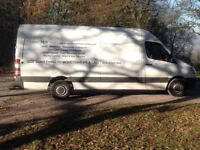 Friendly, Professional, Reliable Man & Van service. House moves & Clearances, insured and licensed