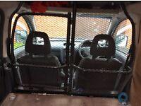 Vauxhall combo bulk head cage