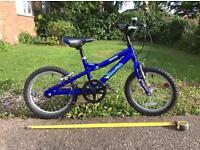 Dawes 16 inch blowfish boys bike