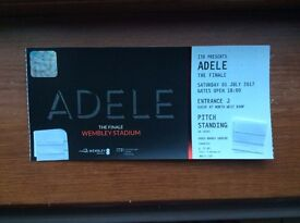 Adele Concert, standing ticket, Wembley Stadium, 1st July'18. Sold Out show!