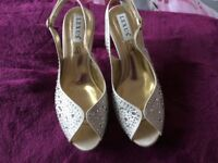 Ivory Lexus wedding shoes