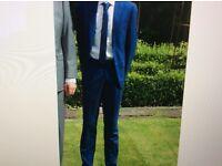 Moss Bros 2 piece suit