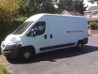 Man and van, Short notice, Removals service