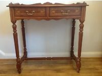 Console table - Hall table