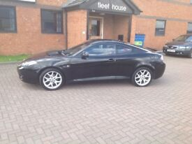 HYUNDAI COUPE S111(08) LOW MILES, SERVICE HISTORY.