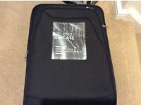 Soft sided MEDIUM sized suitcase new with tags cost £45