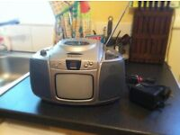 CD TV RADIO