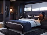 Stylish Double Bed & Matress for Sale