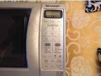 Sharp Microwave r252