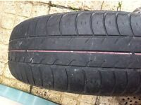 4 VW,Seat,Skoda rims and tyres