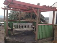 Free For Sale Gazebos Greenhouses Amp Sheds Gumtree